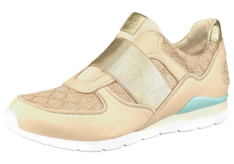 UGG »Annetta« Sneaker in beige