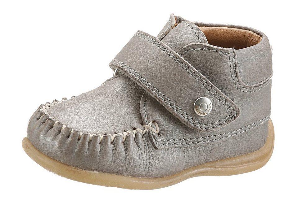 Bellybutton Stiefel mit Klettverschluss in grau