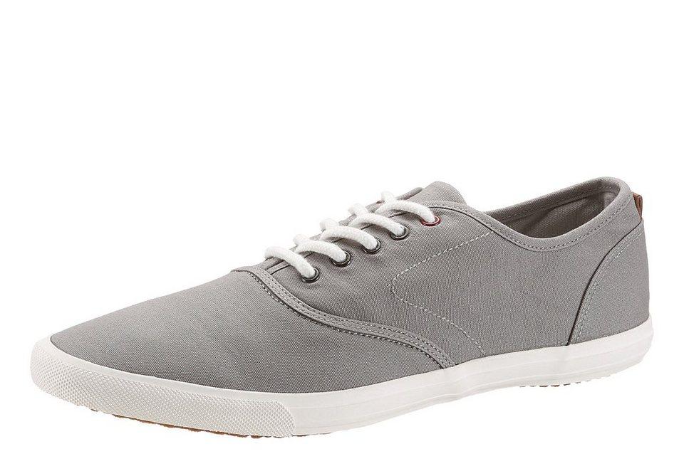 Petrolio Sneaker aus Canvas in grau