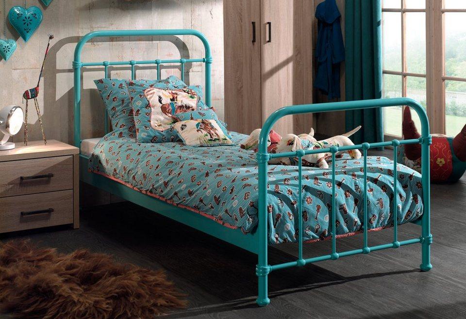 d6163fd81f Vipack, Metallbett, In 6 Farben online kaufen | OTTO
