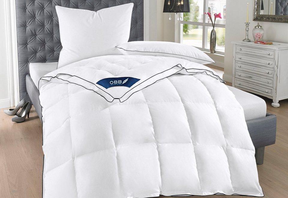 4-Jahreszeiten-Bettdecke OBB, 4-Jahreszeiten