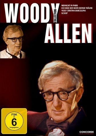 DVD »Woody Allen Collection (4 Discs)«