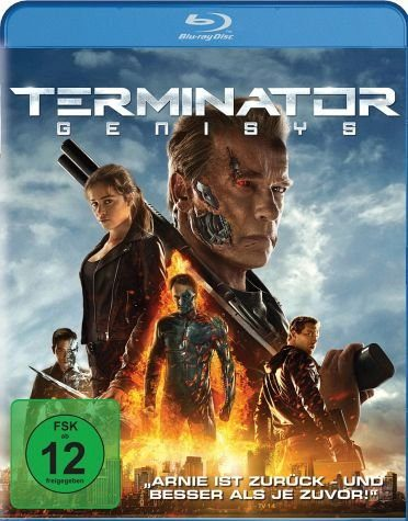 Blu-ray »Terminator: Genisys«