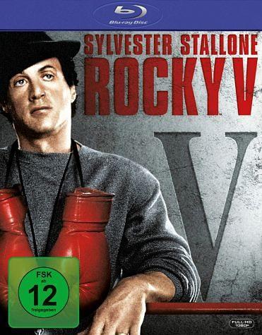 Blu-ray »Rocky V«