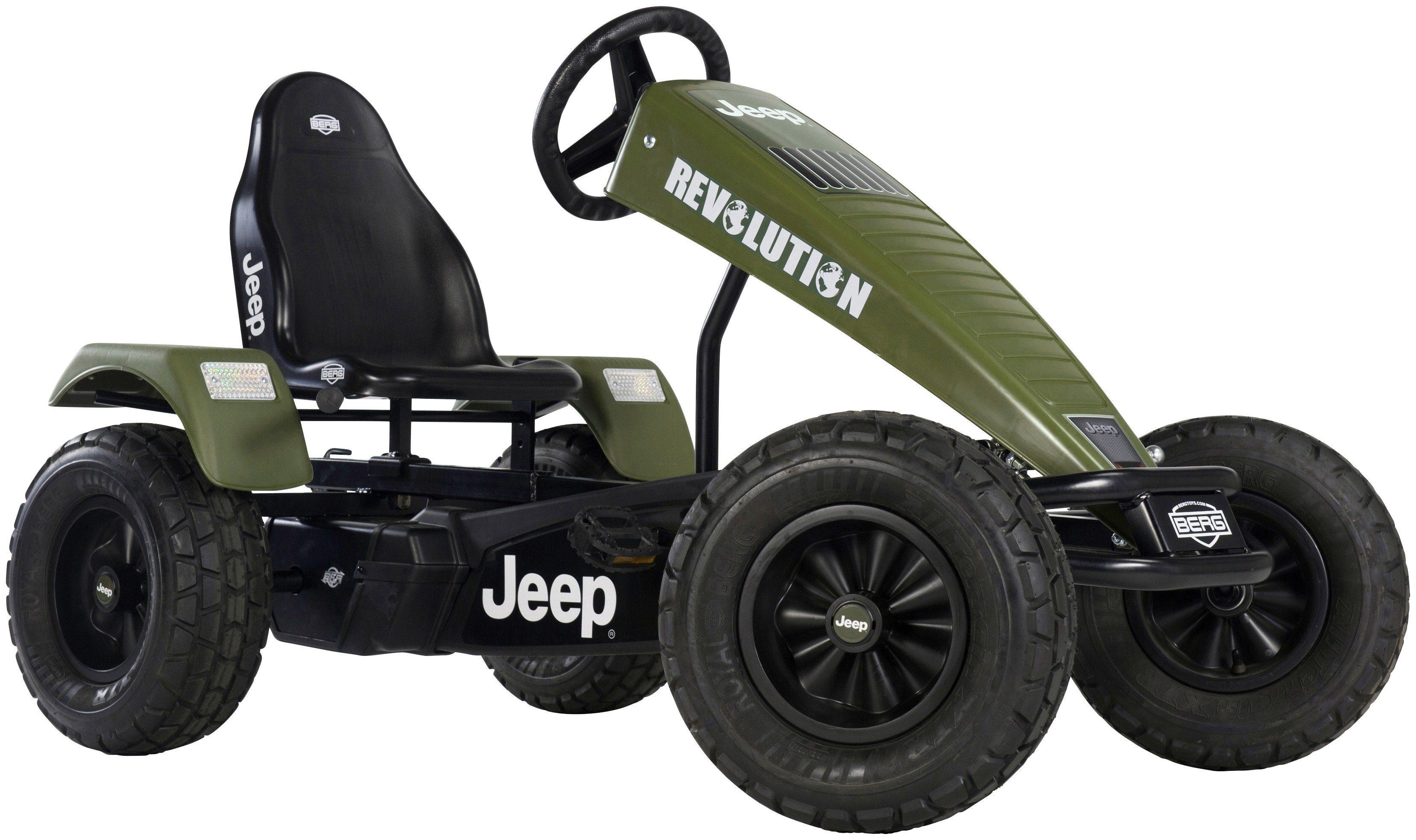 Go-Kart »JEEP® Revolution«