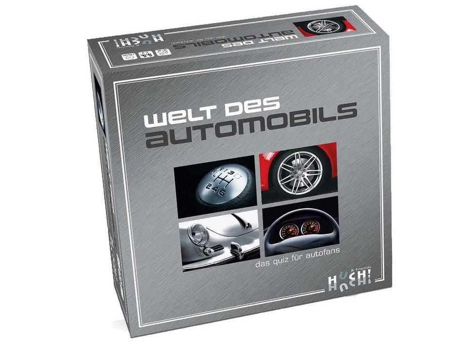 Huch! & friends Quizspiel, »Welt des Automobils«
