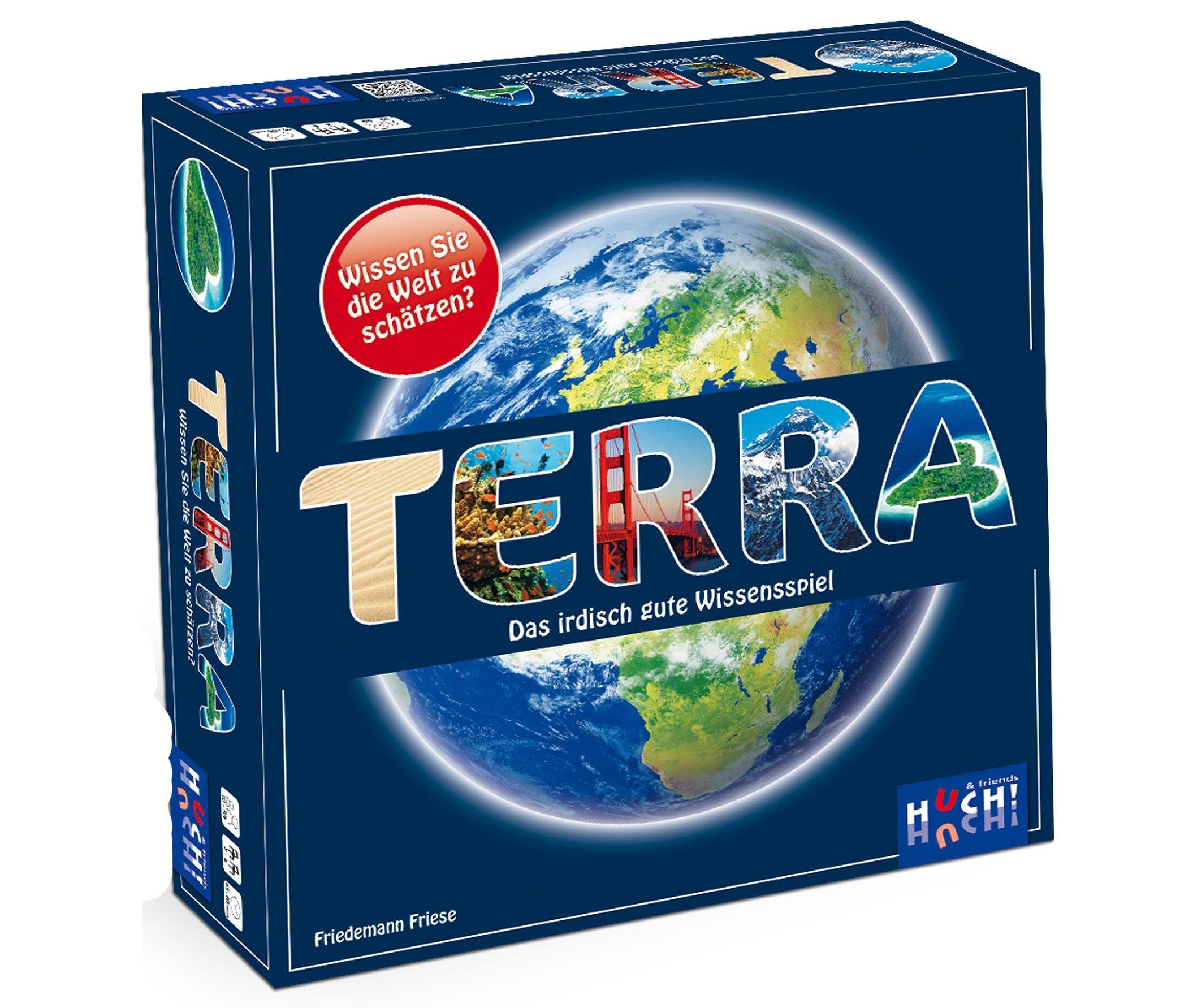 Huch! & friends Familienspiel, »Terra«