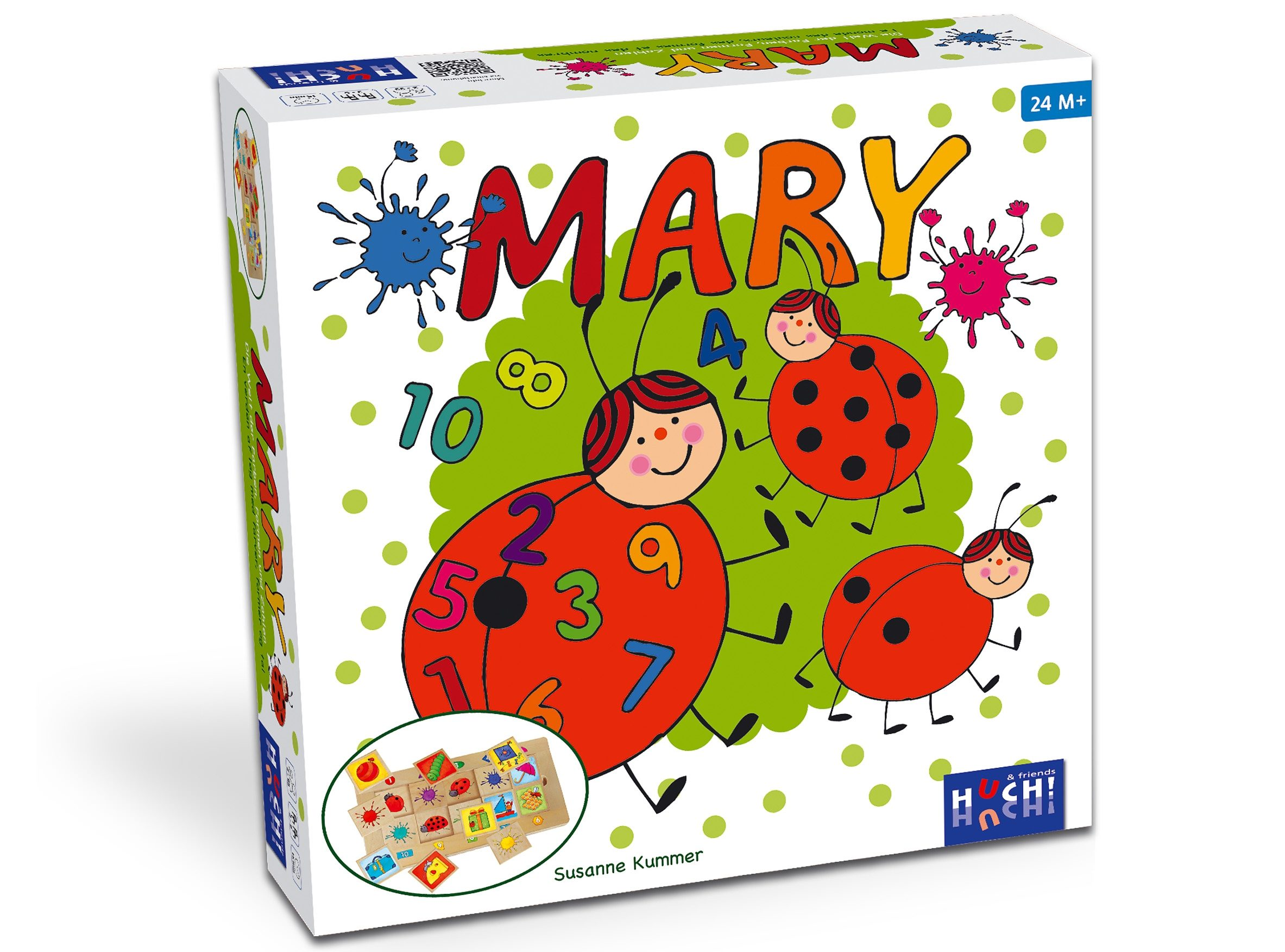 Huch! & friends Kinderspiel, »Mary«