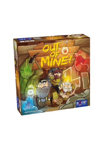 """Spiel """"Out of Mine"""""""