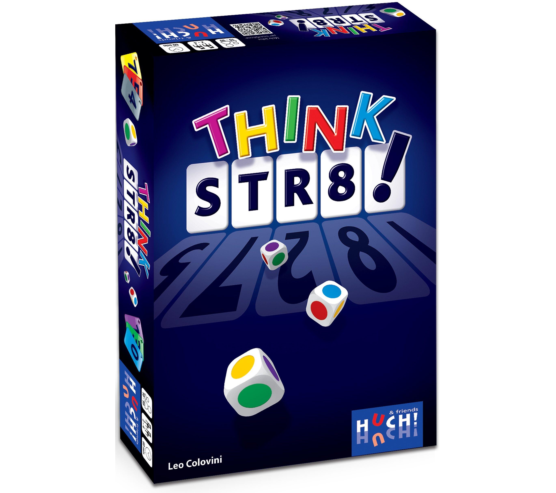 Huch! & friends Familienspiel, »Think Str8«