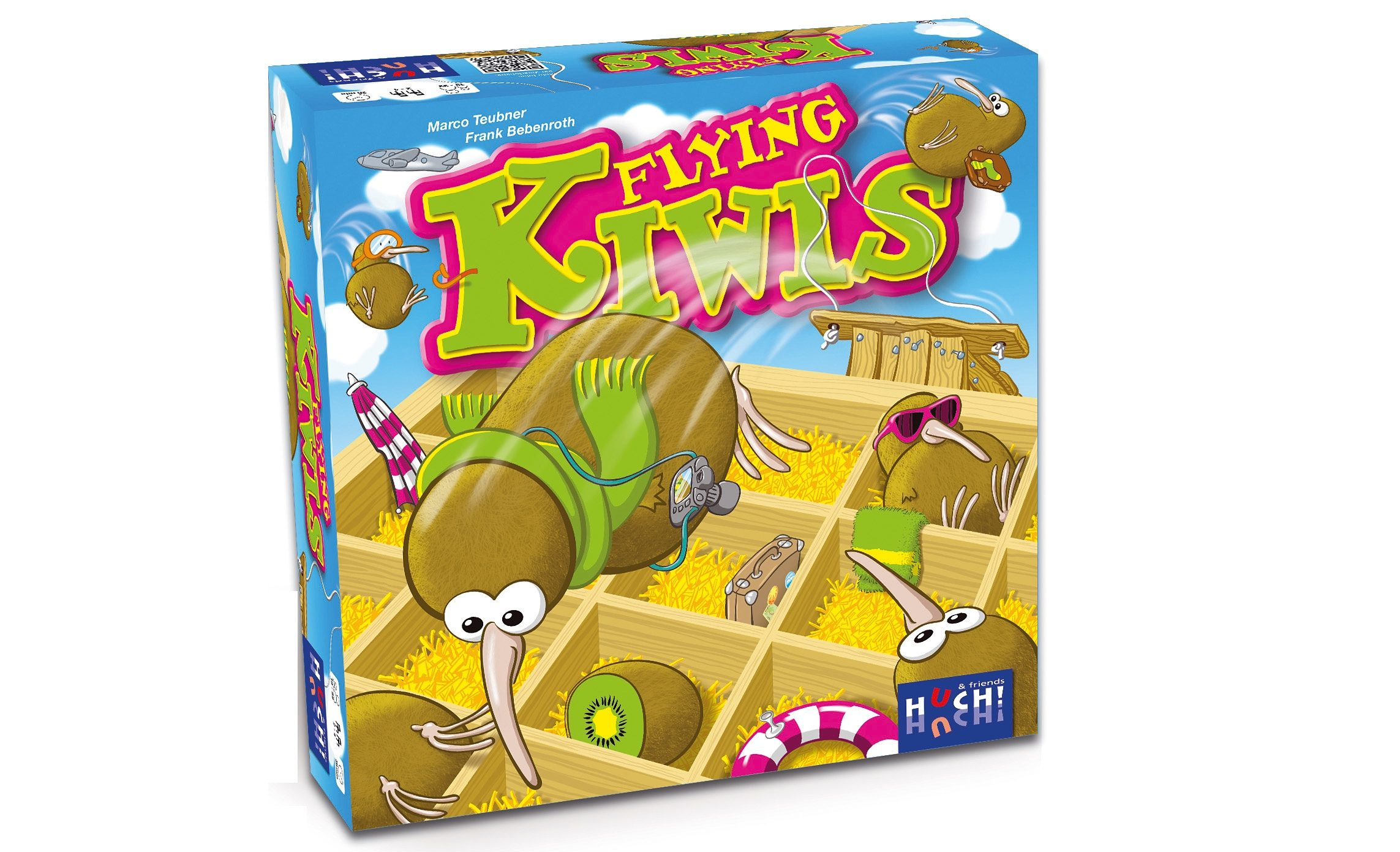 Huch! & friends Kinderspiel, »Flying Kiwis«