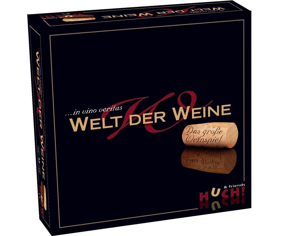 Huch! & friends Quizspiel, »Welt der Weine«