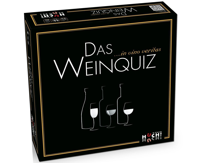 Huch! & friends Quizspiel, »Das Weinquiz«
