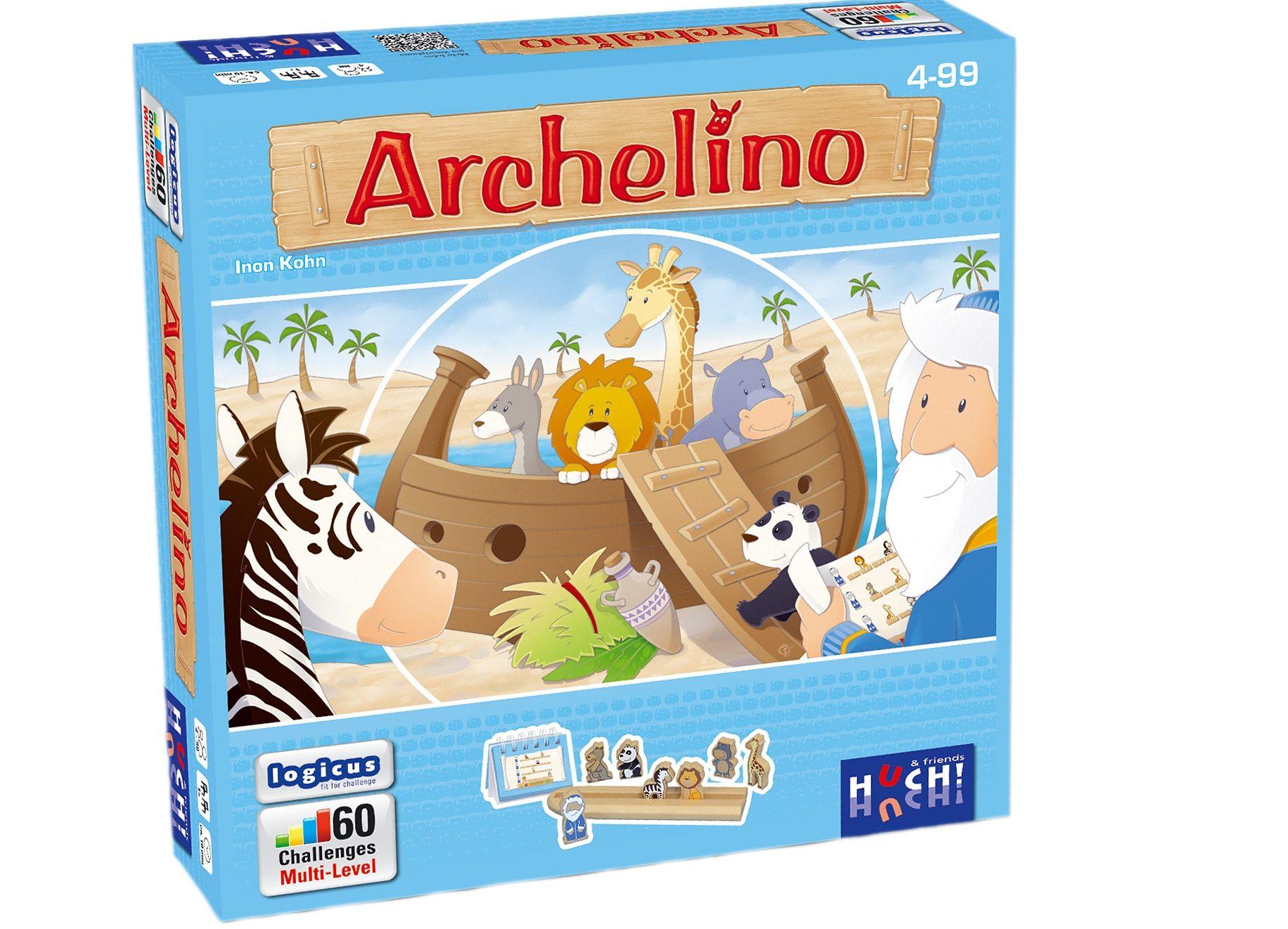 Huch! & friends Logikspiel, »Archelino«