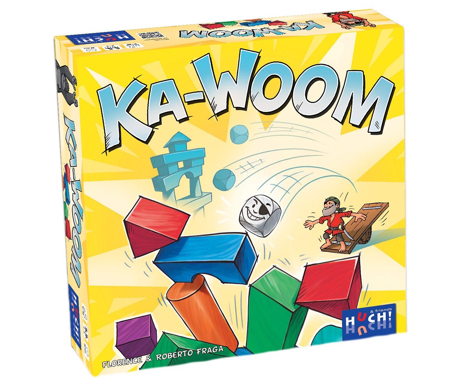 Huch! & friends Familienspiel, »Ka-Woom«