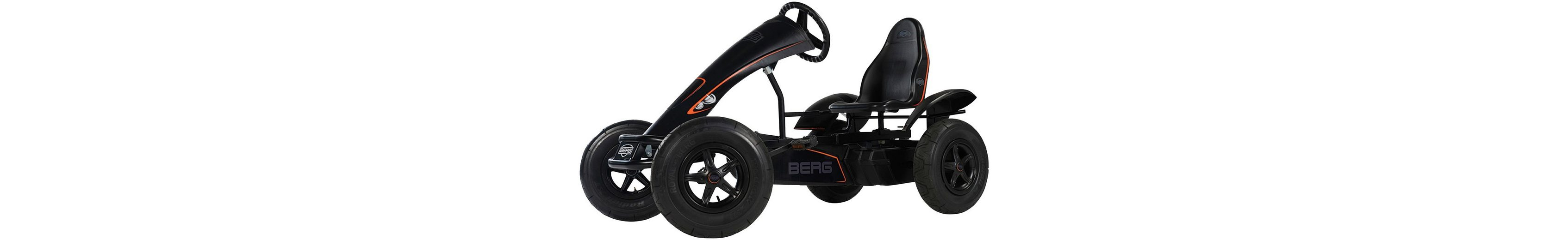 Go-Kart »BERG Black Edition«