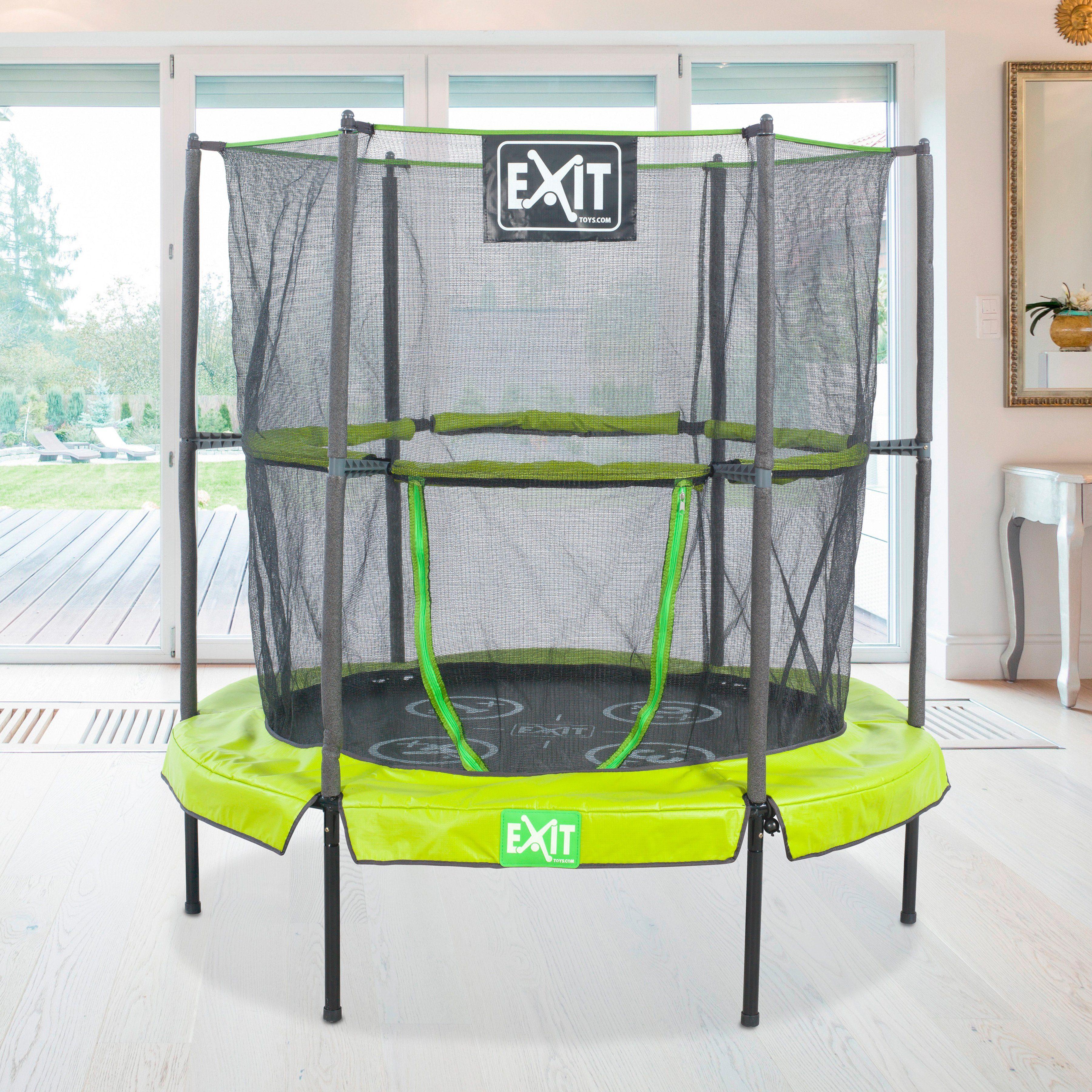 Trampolin »EXIT Bounzy Mini Trampoline« grün