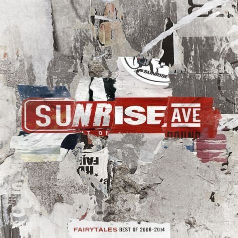 CD+DVD »Sunrise Avenue: Fairytales - Best Of 2006-2014...«