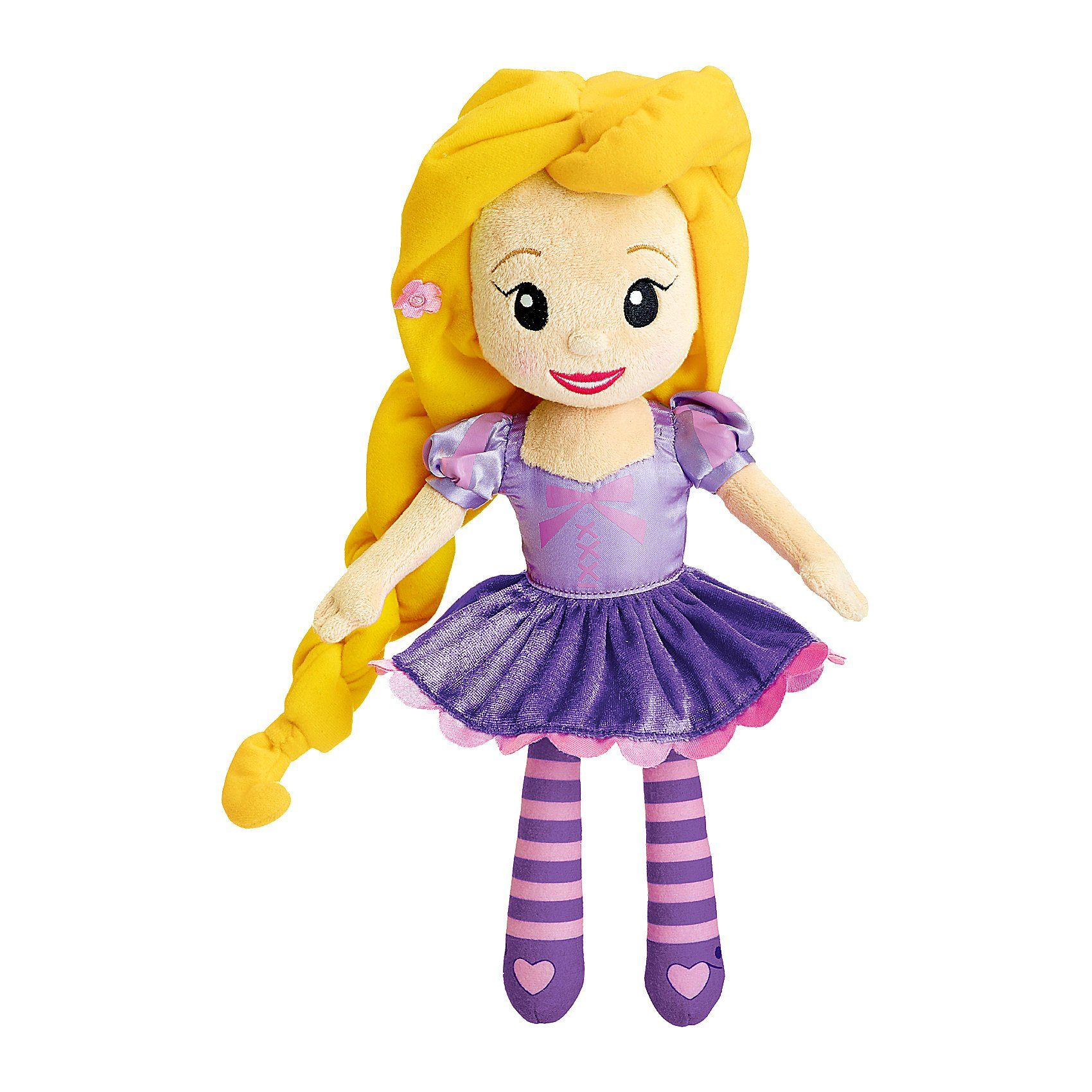 CHICCO Disney Princess Stoffpuppe Rapunzel