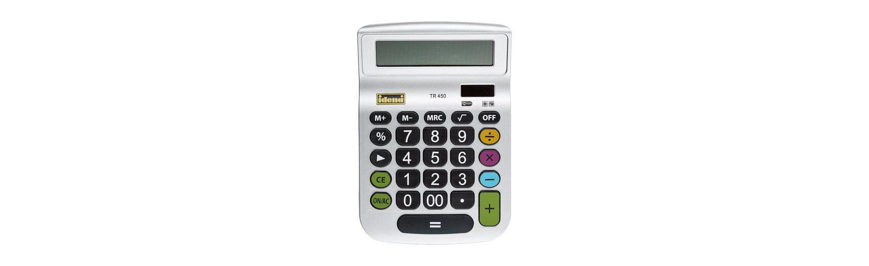 Idena Taschenrechner TR 450, 12-stellig