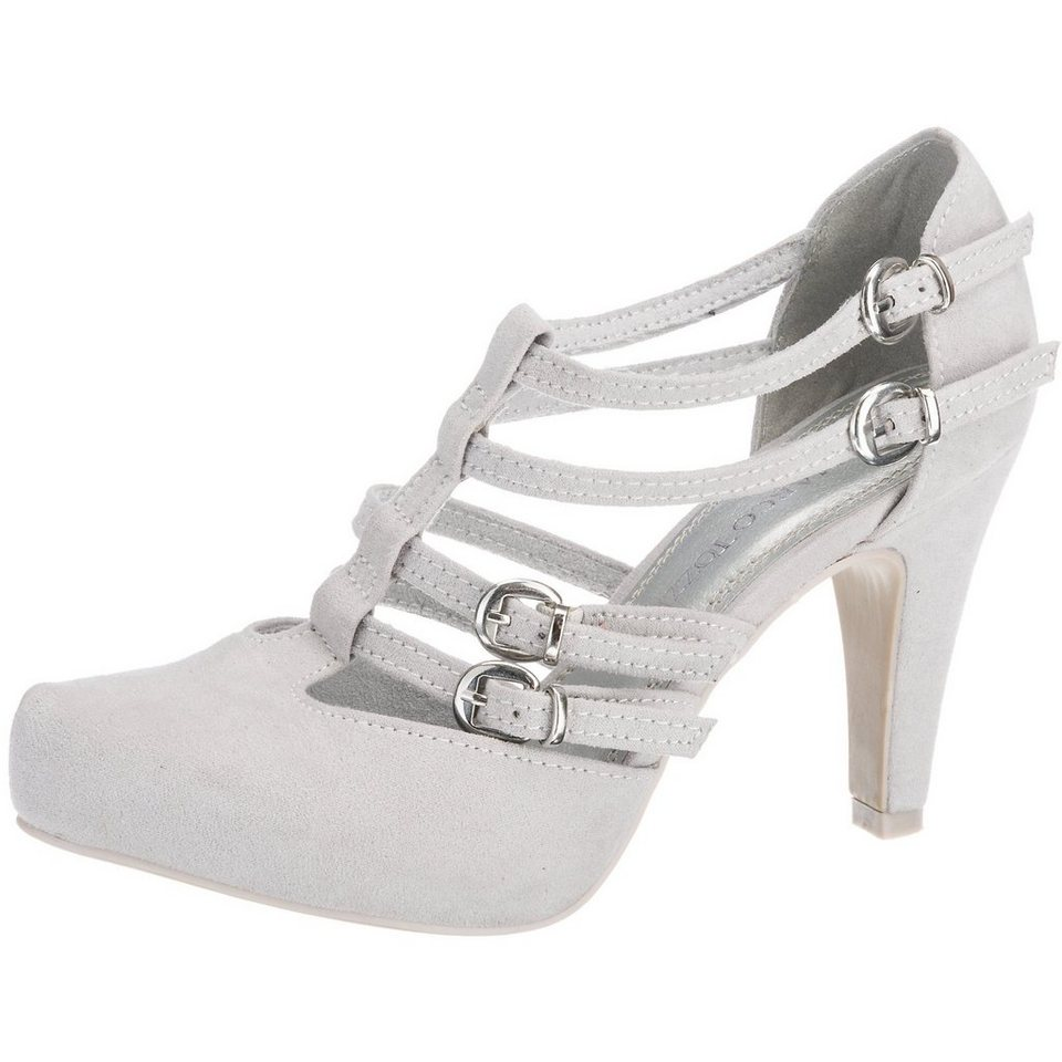 MARCO TOZZI Sambo Pumps in grau