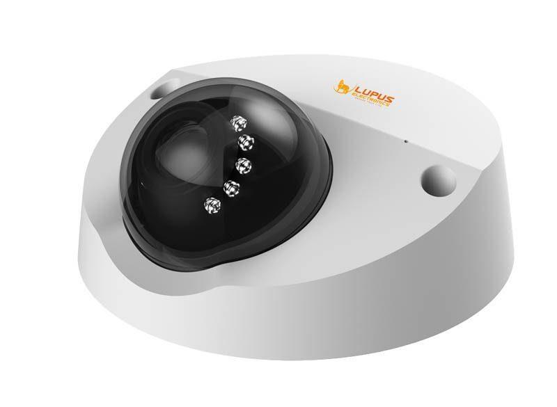 LUPUS Electronics Überwachungskamera »GEODOME - LE 339HD«