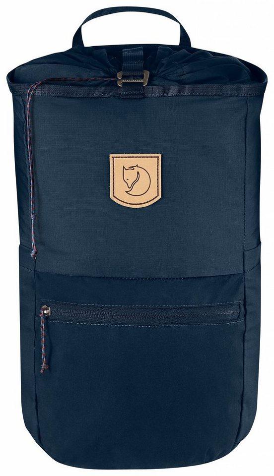 FJÄLLRÄVEN Sport- und Freizeittasche »High Coast 18 Backpack« in blau