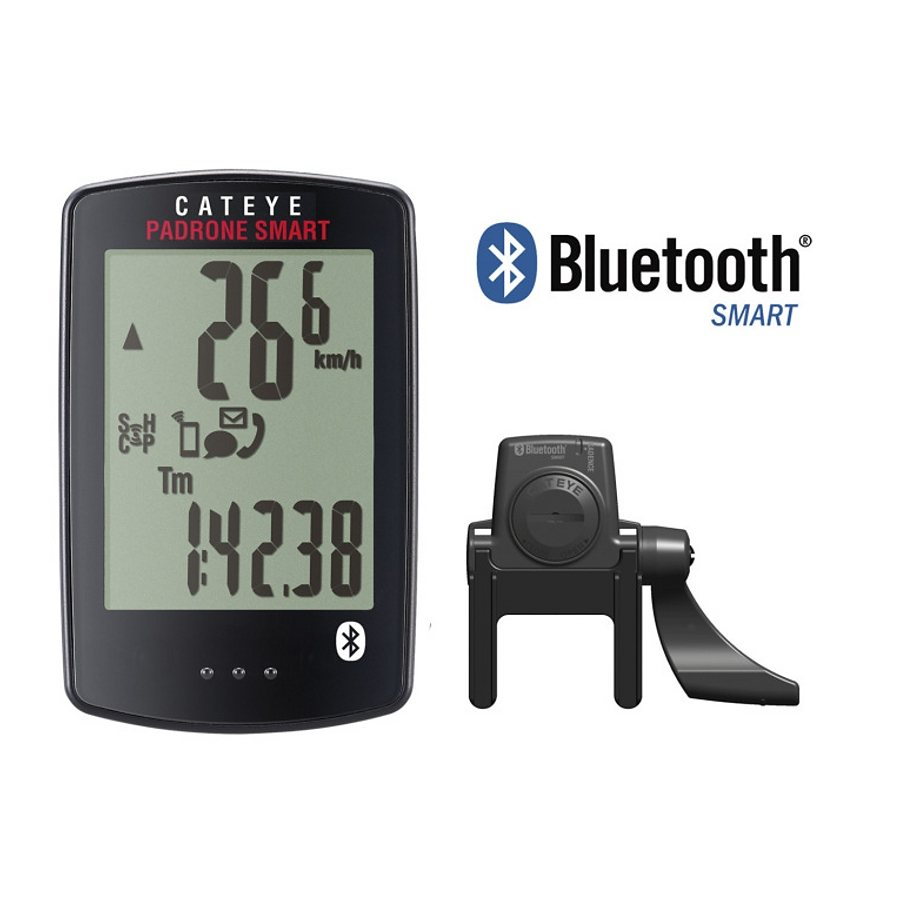 CatEye Fahrradcomputer »Padrone Smart CC-PA500B Fahrradcomputer inkl. TF«