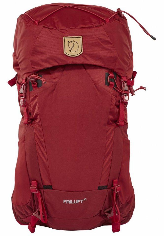 Fjällräven Wanderrucksack »Friluft 35 Backpack« in rot