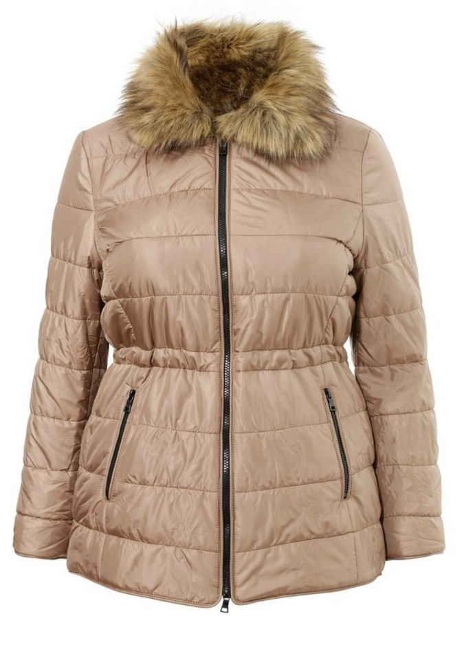 FRAPP Steppjacke »Pure Comfort« in GOLD