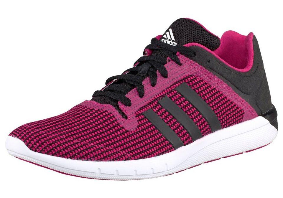 adidas Performance CC Fresh 2 W Laufschuh in Schwarz-Pink