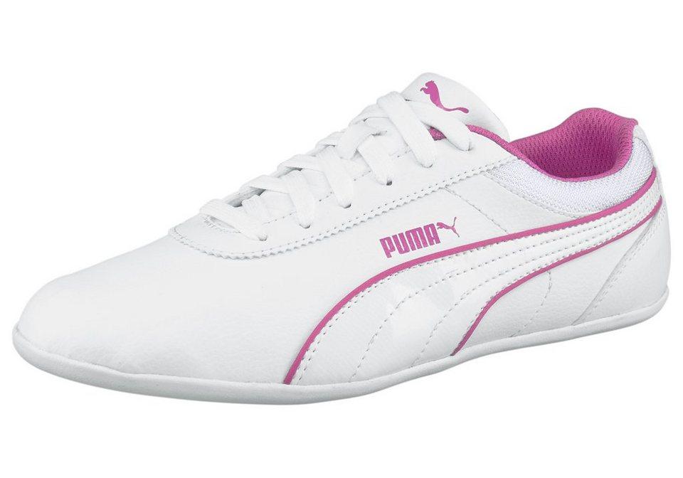 PUMA Myndy 2 Sneaker in Weiß-Rosa