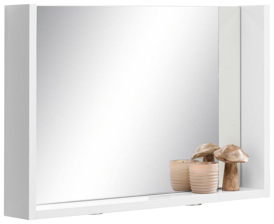 Spiegel »Imola« in weiß