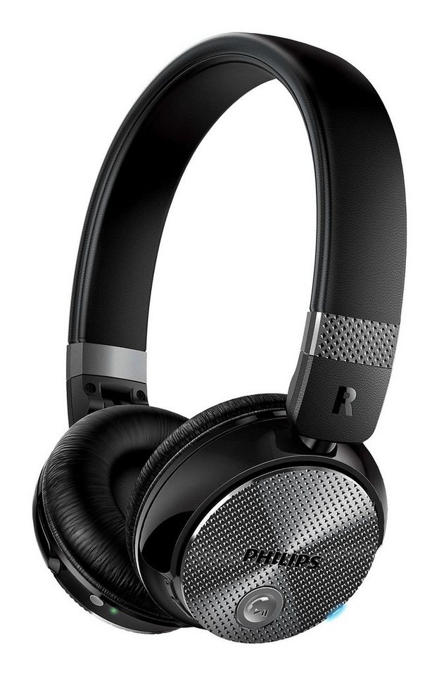 Philips On Ear Kopfhörer (ANC) »SHB8850NC/00« in schwarz
