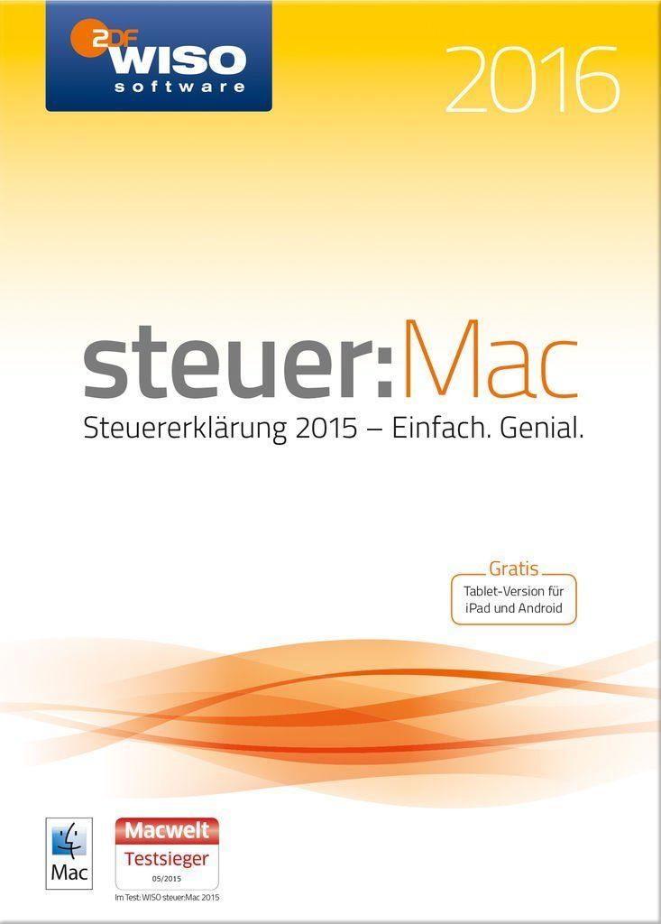 Buhl Data MAC - Spiel »WISO Steuer-Mac 2016«