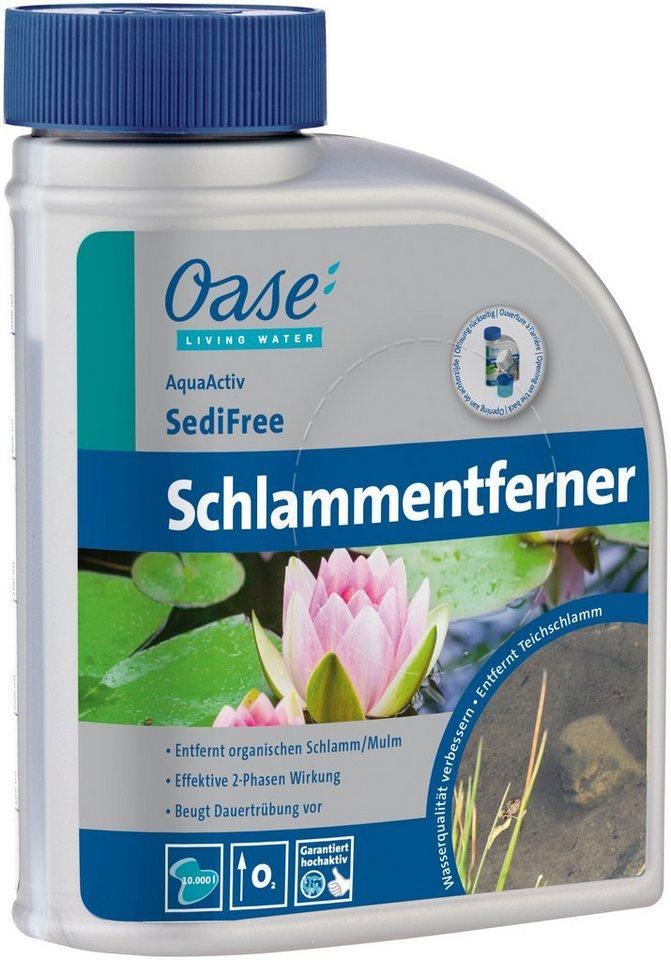 Schlammentferner »AquaActiv SediFree 500 ml« in weiß