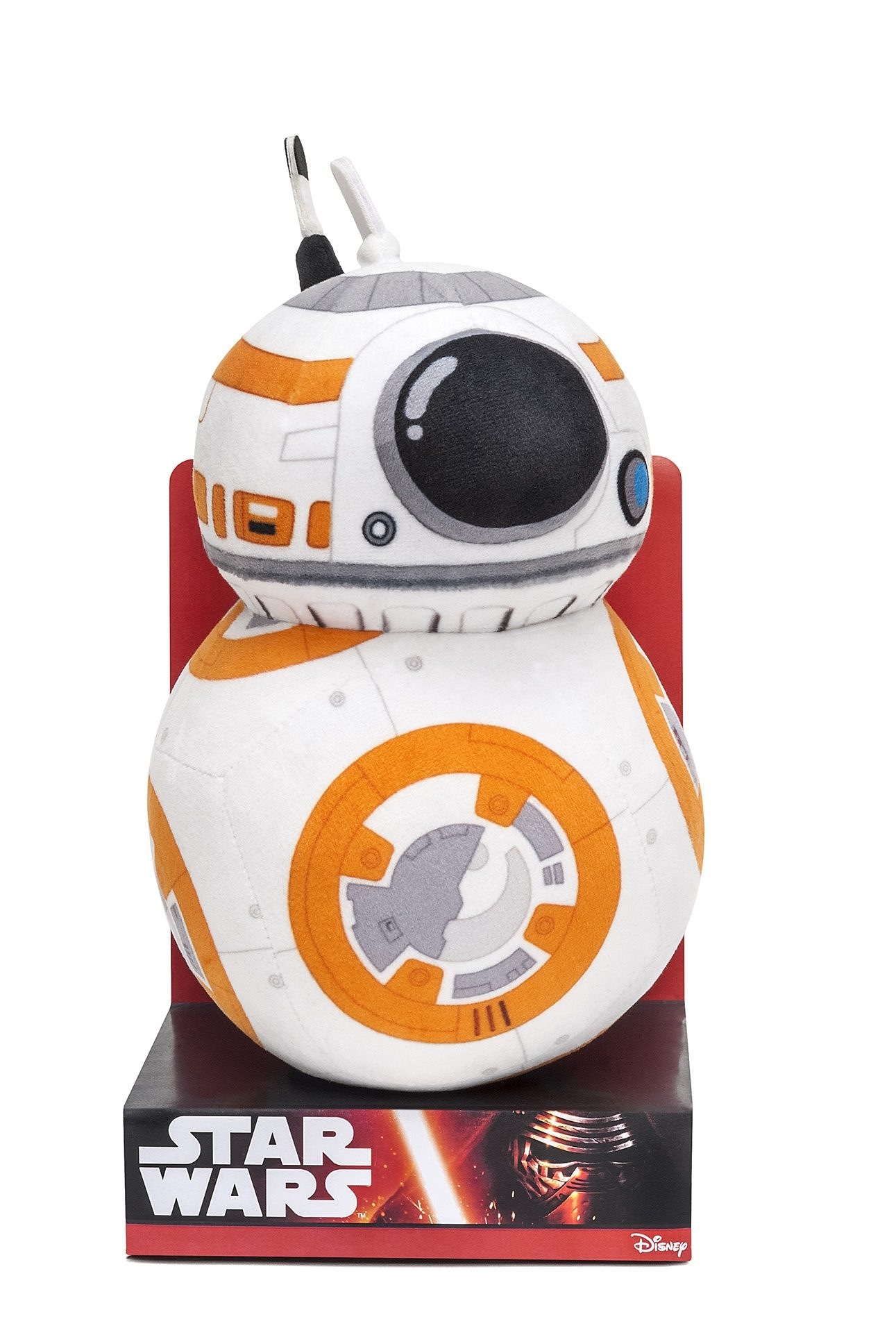 JOY TOY Plüschfigur, 25 cm, »Disney Star Wars™ BB-8«