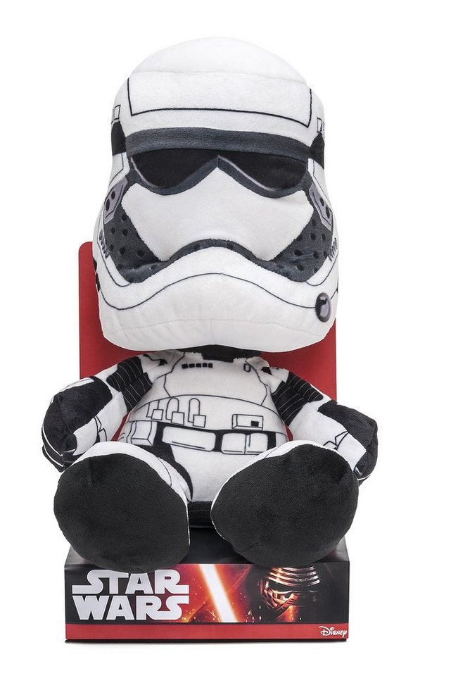 JOY TOY Plüschfigur, 25 cm, »Disney Star Wars™ Stormtrooper Samtplüsch«