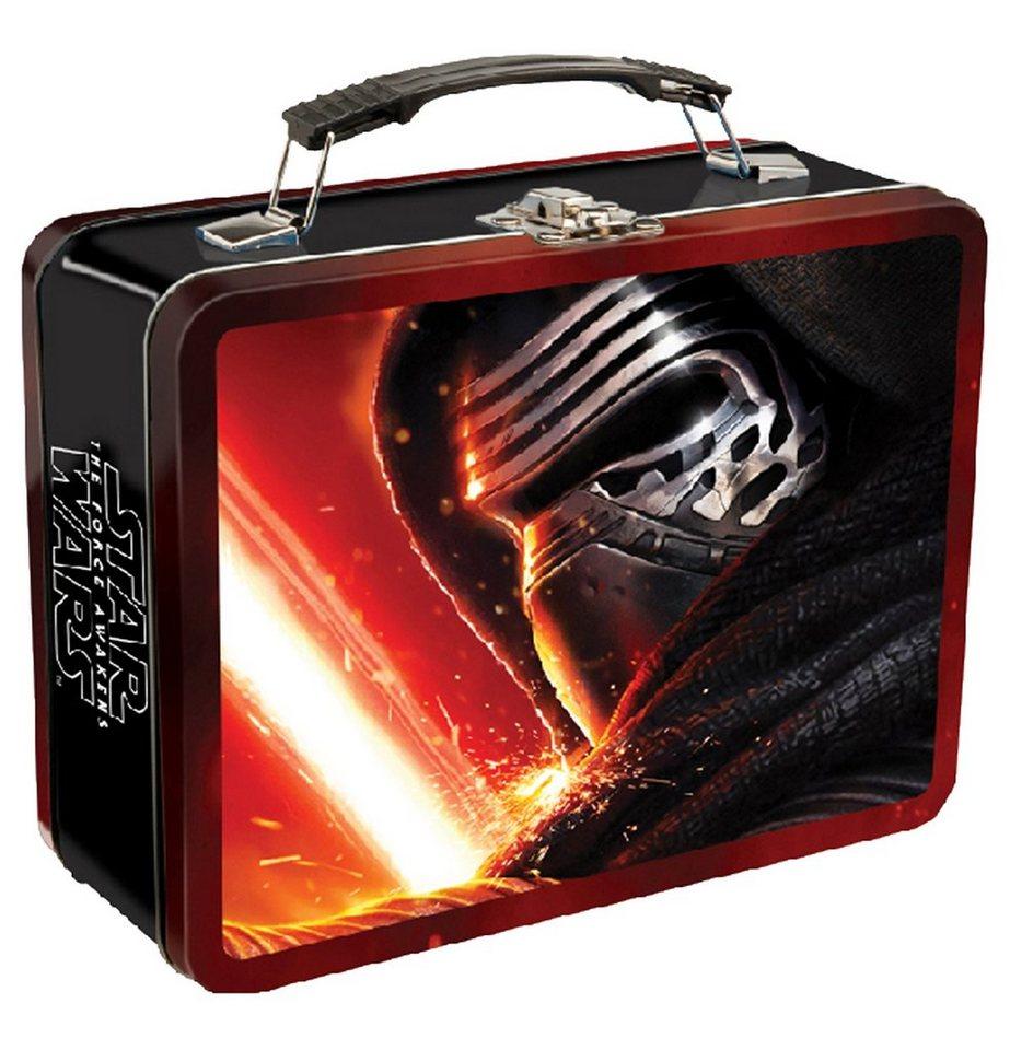 JOY TOY Sammelkoffer, »Disney Star Wars™ Metallkoffer«