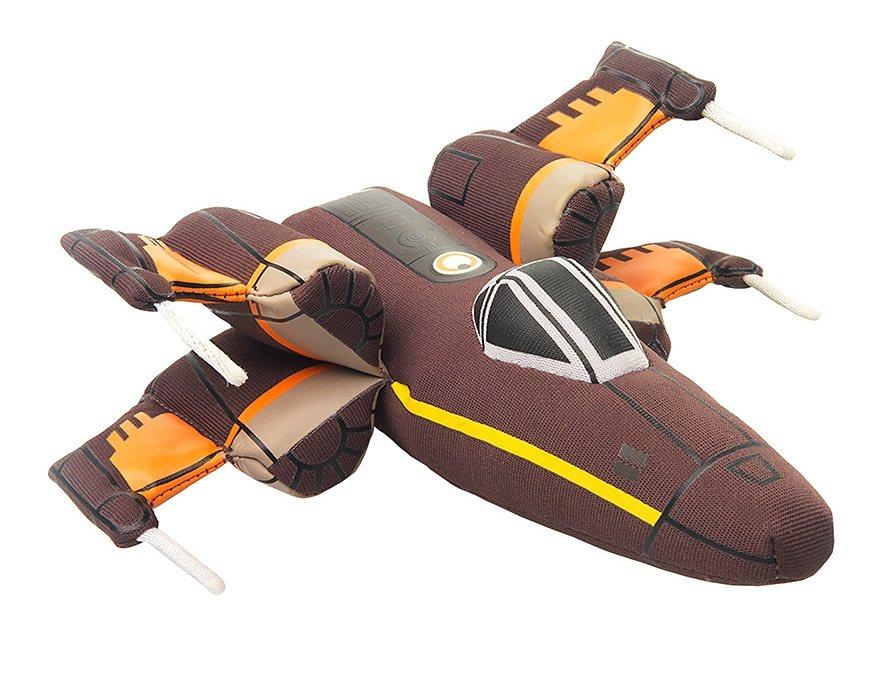 JOY TOY Plüschfigur, »Disney Star Wars™ Poe's X-Wing Fighter Plüsch«