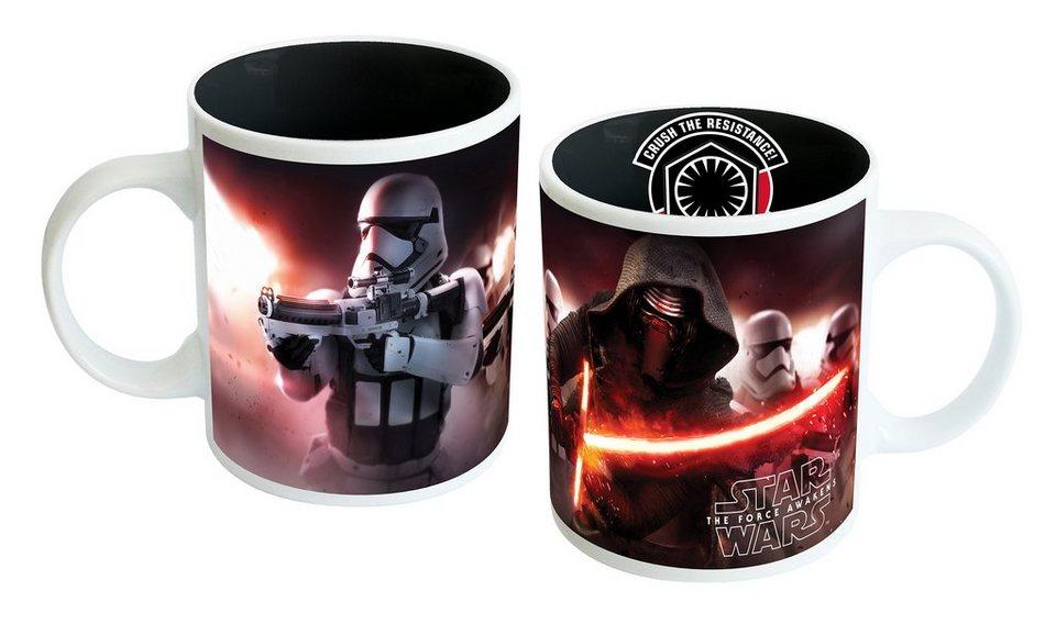 JOY TOY Tasse, 320 ml, »Disney Star Wars™ Stormtrooper Keramiktasse«