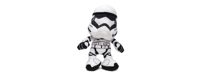 JOY TOY Plüschfigur, 45 cm, »Disney Star Wars™ Stormtrooper Samtplüsch«