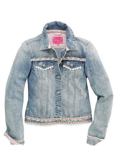 Jeansjacke damen ohne kragen