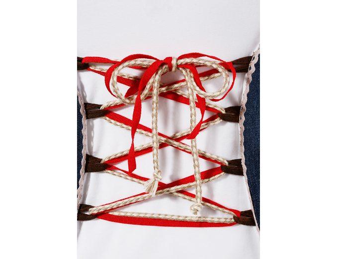 Abschlagen Stockerpoint Trachten-Mieder im modischen Carmenlook Gutes Verkauf Günstiger Preis Spielraum Top-Qualität Offizielle Zum Verkauf Webseite Günstiger Preis dWk14