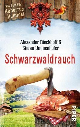 Broschiertes Buch »Schwarzwaldrauch / Hubertus Hummel Bd.12«