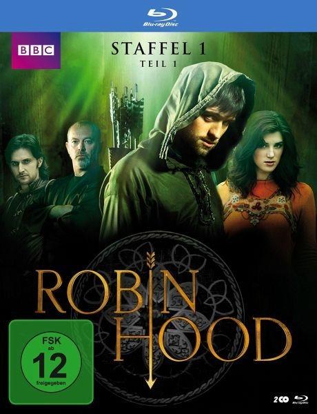Blu-ray »Robin Hood - Staffel 1, Teil 1 (2 Discs)«