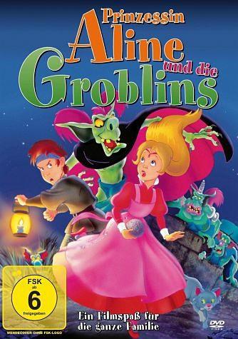 DVD »Prinzessin Aline und die Groblins«