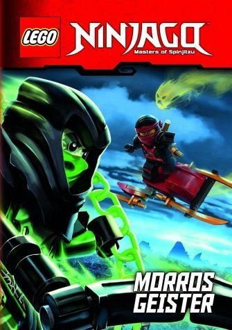 Gebundenes Buch »LEGO® NINJAGO(TM) Morros Geister«