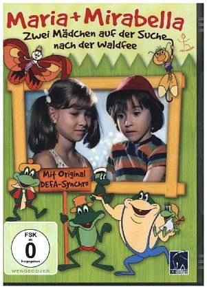 DVD »Maria und Mirabella«