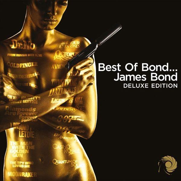 Audio CD »Various: Best Of Bond...James Bond (Deluxe...«